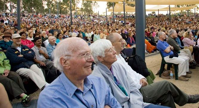 Timeless Today for Prem Rawat's Meditators in 2006