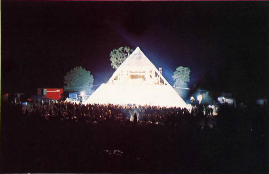 Glastonbury Pyramid