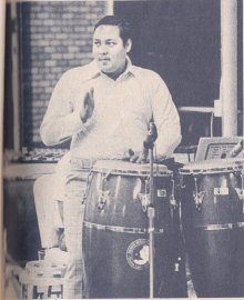 Bhole Ji, Prem Rawat's elder brother in 1973