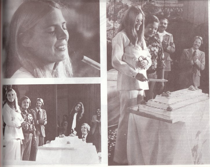 Marolyn Rawat's 25th birthday party in Sydney 1974