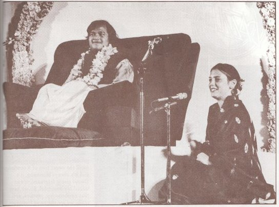 The Thrones and Stages of Prem Rawat aka Maharaji
