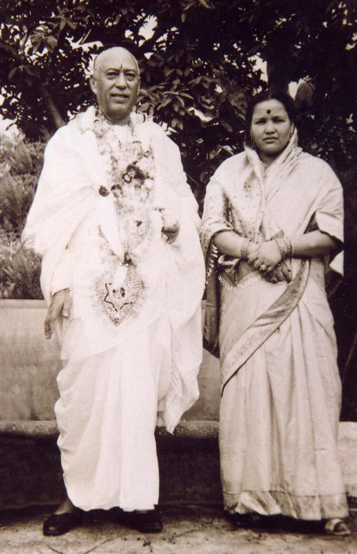 Prem Rawat's Parents' Wedding