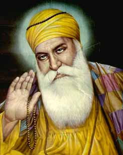 Guru Nanak  past Perfect Master (Satguru)