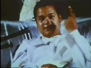 The young Prem Rawat aka Guru Maharaj Ji