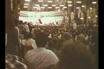 Audience At Guru Puja 1973 in London