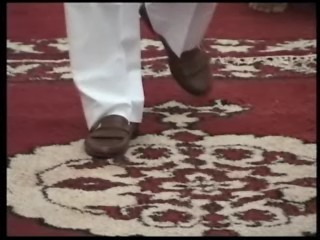 The Lotus Feet of Prem Rawat